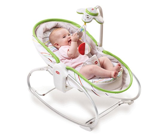 Rocker Napper Baby Bouncer