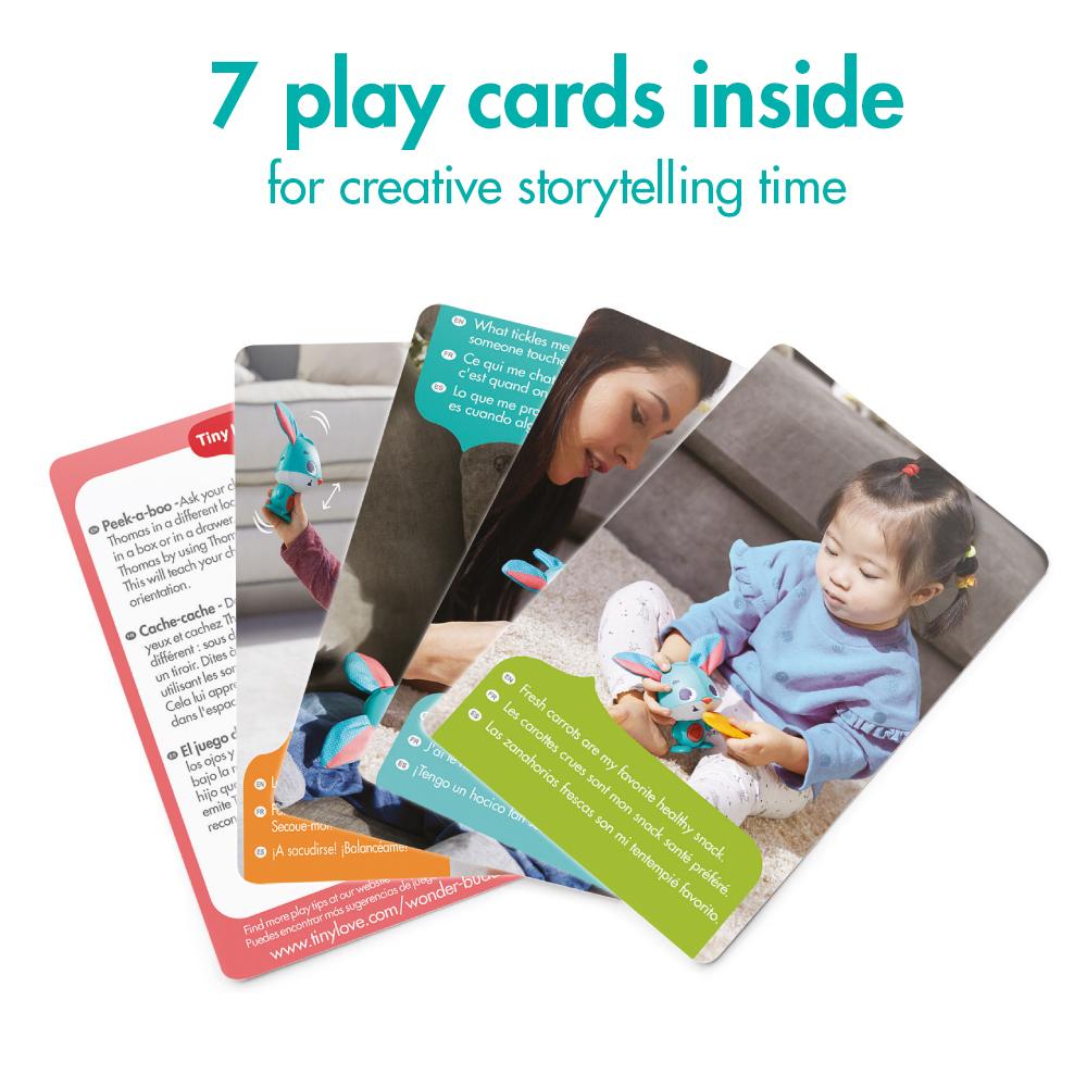 7 play card inside