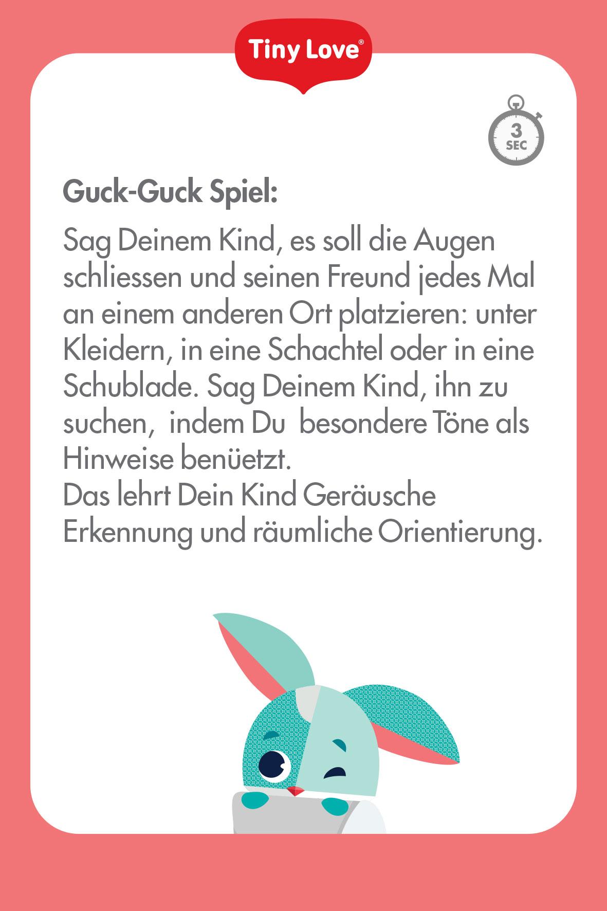 Guck-guck spiel