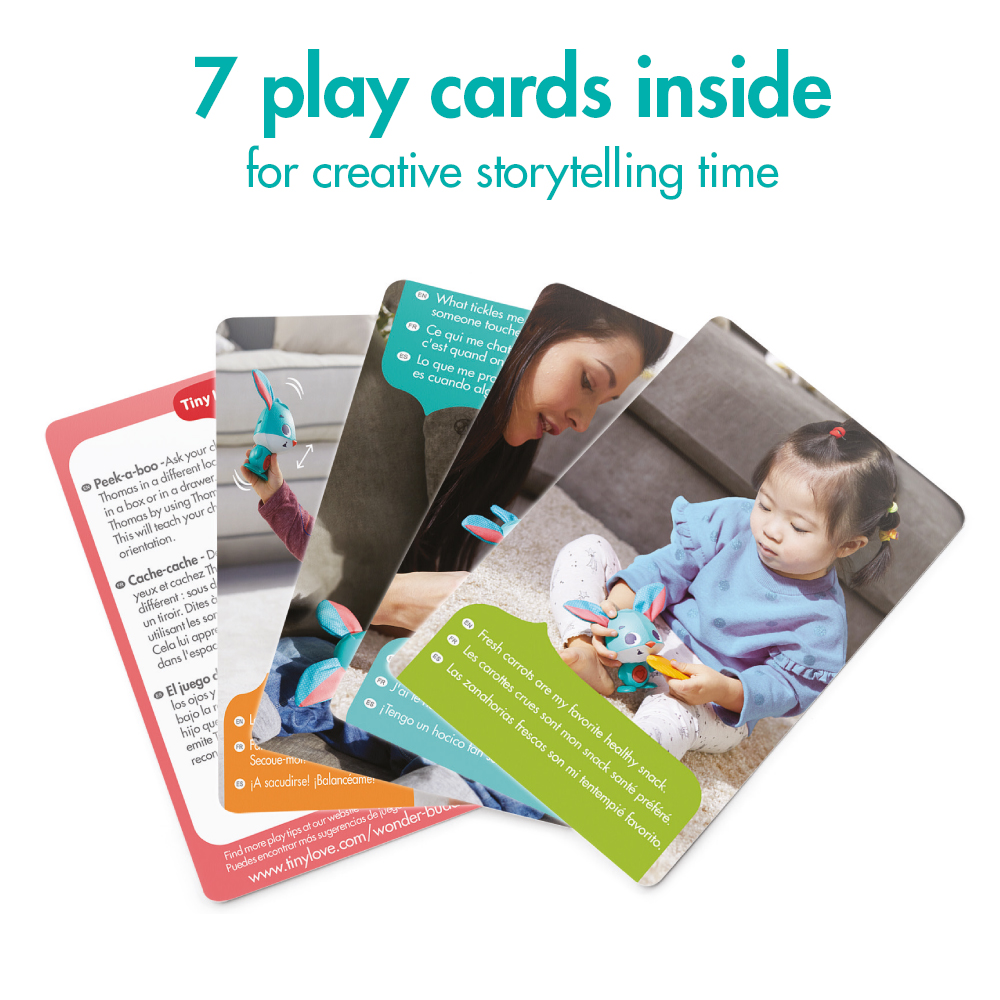 7 play cards inside